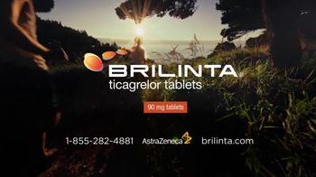 Brilinta TV Spot, 'I Survived' - Thumbnail 10