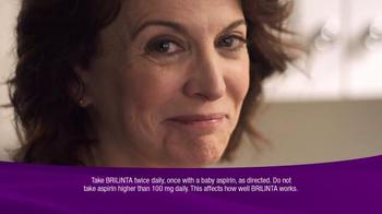 Brilinta TV Spot, 'I Survived' - Thumbnail 4