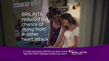 Brilinta TV Spot, 'I Survived' - Thumbnail 5