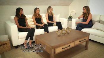 Secret Extensions Double Volume TV Spot, 'Infinite Looks' Ft. Daisy Fuentes