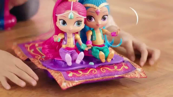 Shimmer and Shine TV Spot, 'Magic Carpet'