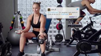 MetroPCS TV Spot, 'Would You Dare Say No to Ronda Rousey?' - Thumbnail 1