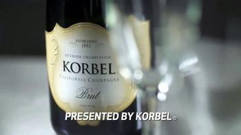 Korbel TV Spot, 'Food Network: Champagne Tips' - Thumbnail 2