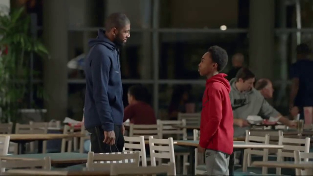 8aca878bc Kids Foot Locker TV Commercial, 'Not So Different' Featuring Kyrie Irving -  iSpot.tv