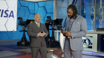 VISA Checkout TV Spot, 'The Big Dance' Featuring Jay Glazer - 1 commercial airings