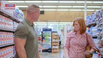 Hefty Ultra Strong TV Spot, 'Becoming Cena' Feat. John Cena, Rob Schneider - Thumbnail 7