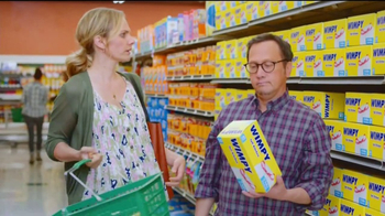 Hefty Ultra Strong TV Spot, 'Becoming Cena' Feat. John Cena, Rob Schneider - Thumbnail 8