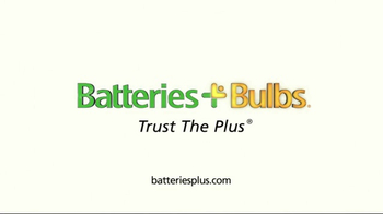 Batteries Plus TV Spot, 'Car Batteries: Find a Store Near You' - Thumbnail 3