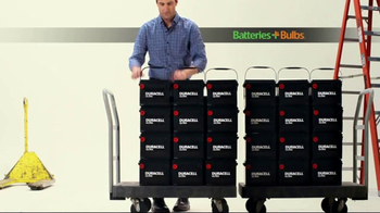 Batteries Plus TV Spot, 'Car Batteries: Find a Store Near You'