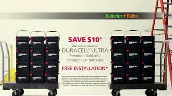 Batteries Plus TV Spot, 'Car Batteries: Find a Store Near You' - Thumbnail 2