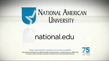 National American University TV Spot, 'College Education Is Changing' - Thumbnail 9