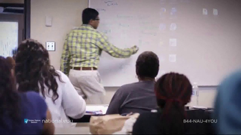 National American University TV Spot, 'College Education Is Changing' - Thumbnail 2