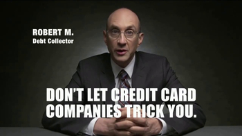 Credit Associates TV Spot, 'Debt Collector'