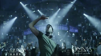 Hakkasan Group TV Spot, 'New Year's Eve: Calvin Harris and Steve Aoki'