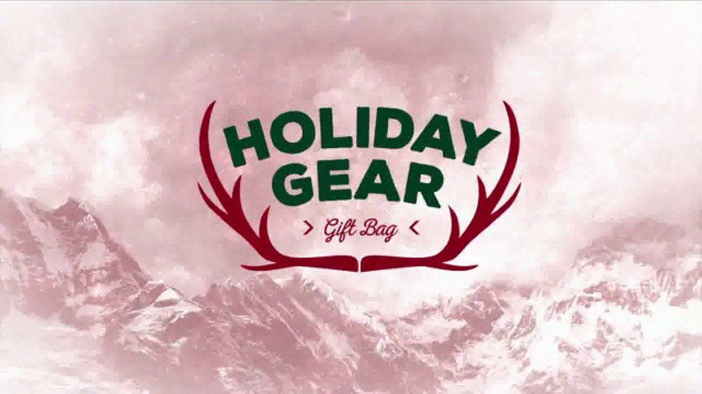 Gander Mountain Holiday Gear Gift Bag TV Commercial, 'Outdoor Channel: Sights'