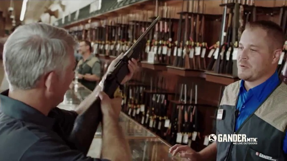 Gander Mountain TV Commercial, 'Nation's Largest Firearm Selection'