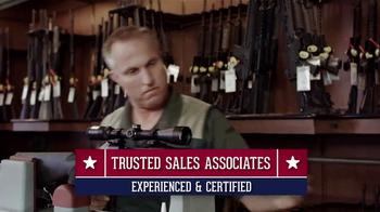 Gander Mountain TV Spot, 'Nation's Largest Firearm Selection' - Thumbnail 5