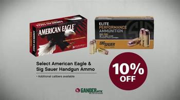 Gander Mountain TV Spot, 'Nation's Largest Firearm Selection' - Thumbnail 7