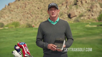 SkyTrak TV Spot, 'Play on a Rainy Day' Featuring Hank Haney