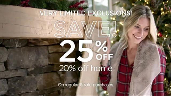 Belk Friends & Family Sale TV Spot, '2016 Holidays: The Best Time' - Thumbnail 5