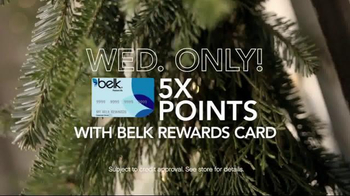 Belk Friends & Family Sale TV Spot, '2016 Holidays: The Best Time' - Thumbnail 6
