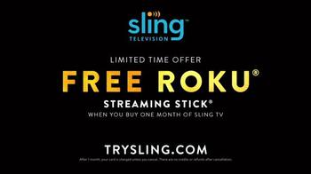 Sling TV Spot, 'Switch to Sling: Free Roku' Feat. Danny Trejo - Thumbnail 6