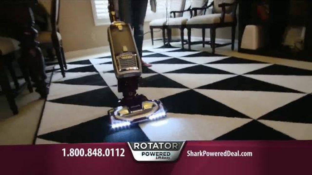 Shark Special Holiday Offer Sale Commercial Rotator