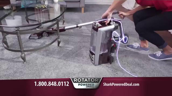 Shark Special Holiday Offer Sale TV Spot, 'Rotator Powered Lift-Away' - Thumbnail 1
