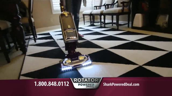 Shark Special Holiday Offer Sale TV Spot, 'Rotator Powered Lift-Away' - Thumbnail 4
