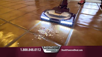 Shark Special Holiday Offer Sale TV Spot, 'Rotator Powered Lift-Away' - Thumbnail 7