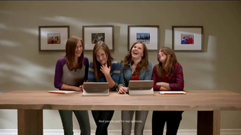 Microsoft Windows 10 TV Spot, \'The Hulford Quadruplets\'