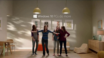 Microsoft Windows 10 TV Spot, 'The Hulford Quadruplets' - Thumbnail 7