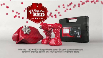ACE Hardware TV Spot, 'Two Names, One Gift' - Thumbnail 7