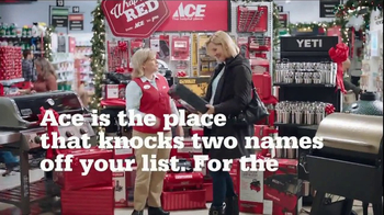 ACE Hardware TV Spot, 'Two Names, One Gift' - Thumbnail 6