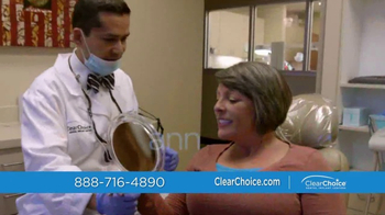 ClearChoice TV Spot, 'Ann's Story: Periodontal Disease' - Thumbnail 6
