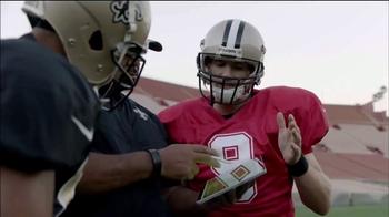 Microsoft Surface TV Spot, 'NFL Sidelines: Chiefs vs. Falcons' - Thumbnail 10