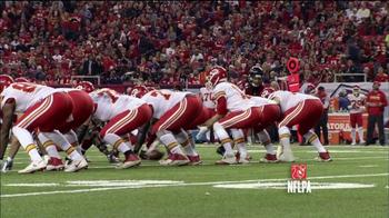 Microsoft Surface TV Spot, 'NFL Sidelines: Chiefs vs. Falcons' - Thumbnail 4