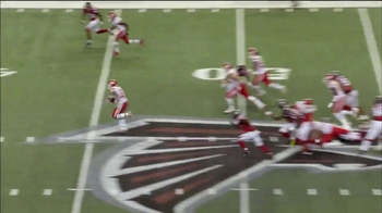 Microsoft Surface TV Spot, 'NFL Sidelines: Chiefs vs. Falcons' - Thumbnail 7