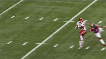 Microsoft Surface TV Spot, 'NFL Sidelines: Chiefs vs. Falcons' - Thumbnail 8