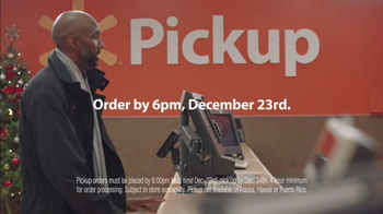 Walmart TV Spot, 'Holiday Shopping: The Moment' Song by Simple Minds - Thumbnail 9