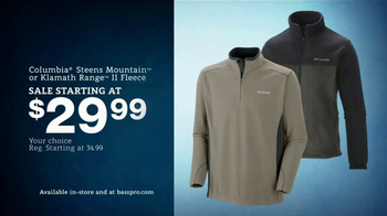 Bass Pro Shops Countdown to Christmas Sale TV Spot, 'Fleece and Sight' - Thumbnail 2