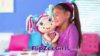Flip Zee Girls TV Spot, 'Babies That Flip for You'