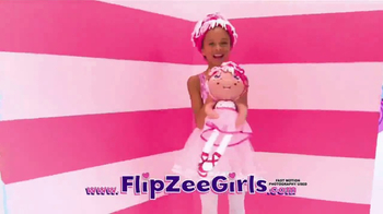Flip Zee Girls TV Spot, 'Babies That Flip for You' - Thumbnail 10