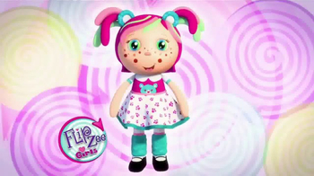 Flip Zee Girls TV Spot, 'Babies That Flip for You' - Thumbnail 2