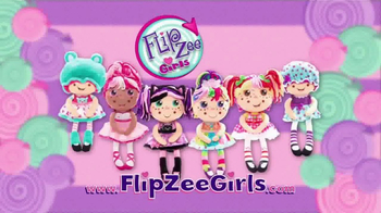 Flip Zee Girls TV Spot, 'Babies That Flip for You' - Thumbnail 3