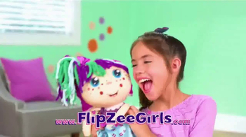 Flip Zee Girls TV Spot, 'Babies That Flip for You' - Thumbnail 5