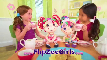 Flip Zee Girls TV Spot, 'Babies That Flip for You' - Thumbnail 7