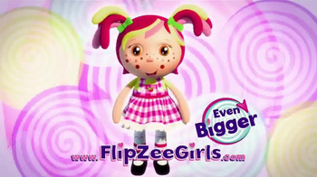 Flip Zee Girls TV Spot, 'Babies That Flip for You' - Thumbnail 8