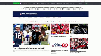 NFL TV Spot, 'Contenido en exclusiva' [Spanish] - Thumbnail 3
