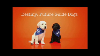 Southeastern Guide Dogs TV Spot, 'Meet Jackie and Gibson'